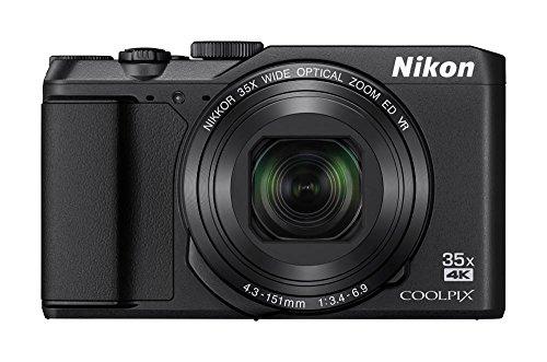 Nikon Coolpix A900 Kamera, schwarz