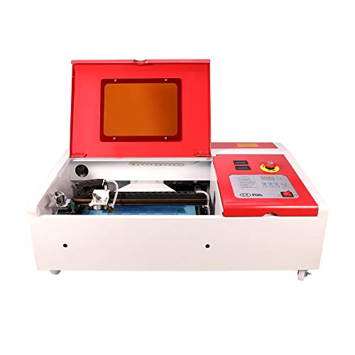 Orion Motor Tech 40W CO2 Laser Engraving Cutting Machine
