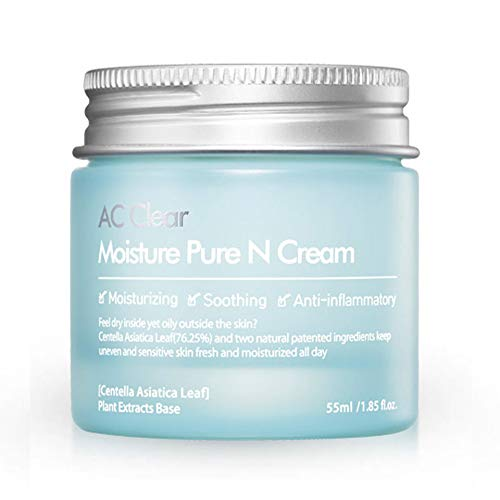 The Plant Base Ac Clear Moisture Pure N Cream