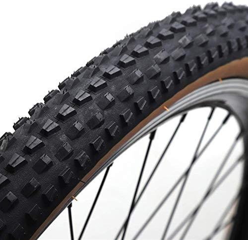 KUNYI Innova PNEU 29 MTB TLR Neumático de Bicicleta sin cámara 29 * 2.1 Ultralight 600G 60TPI L Reveless Listo Mountain Bike Neumáticos 29ER Am FR XC (Size : 29x2.1)