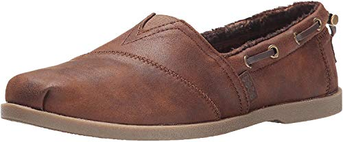 Skechers Chill Luxe-buttoned Up Bootschuhe Damen, Braun (Braun), 40 EU
