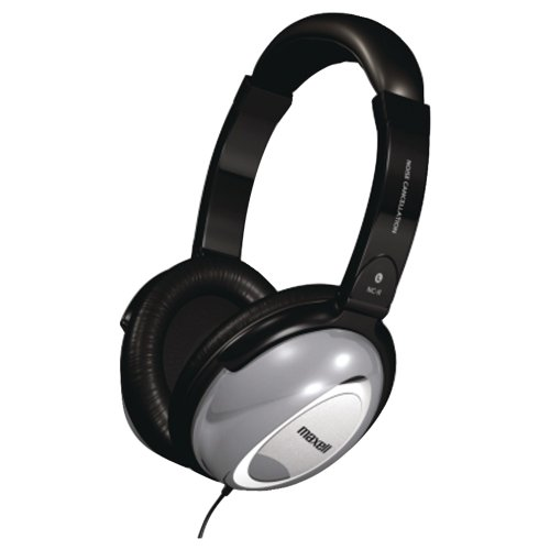 MAX190400 - Maxell Noise Cancellation Headphones