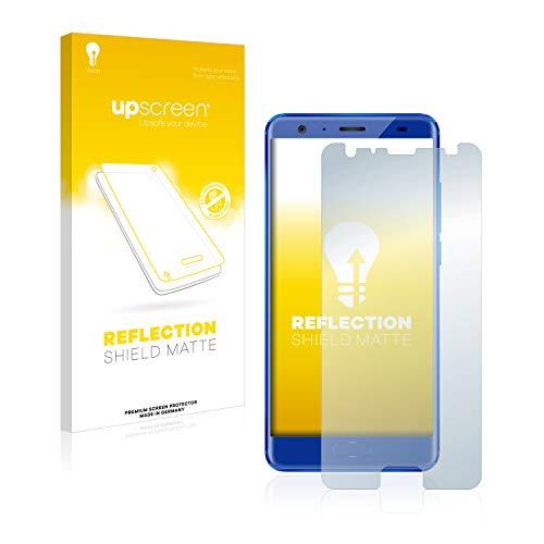 upscreen Entspiegelungs-Schutzfolie kompatibel mit Oukitel K8000 – Anti-Reflex Bildschirmschutz-Folie Matt