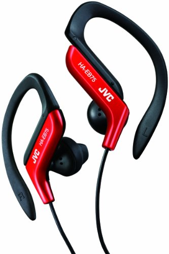 Jvc - Auriculares Deportivos de botón ha-eb75-r-e, Pequenos Deportivos