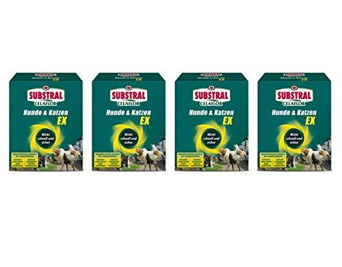 Evergreen Garden Care Deutschland GmbH SUBSTRAL CELAFLOR Hunde & Katzen Ex 800 g - Anwendungsfertiges Granulat zur Fernhaltung von Hunden und Katzen