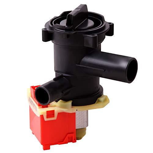 Bomba Bomba Bomba de aguas residuales como lavadora compatible con Bosch 00144192