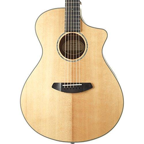 Breedlove Pursuit Exotic Concert CE Sitka-Myrtlewood Acoustic-Electric Guitar