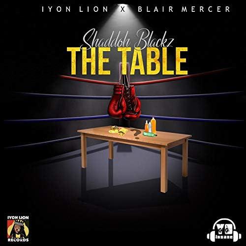 Shaddoh Blackz & Blair Mercer & Iyon Lion