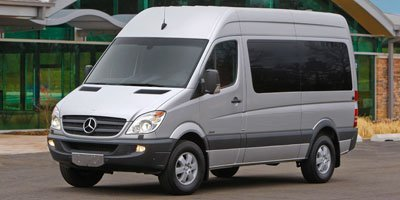 2010 Mercedes-Benz Sprinter 2500, 2500 144