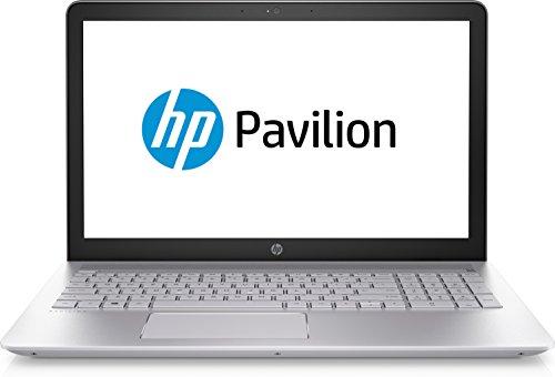 HP Pavilion 15-cc501ns 2.50GHz i5-7200U Intel Core i5 di settima generazione 15.6' 1920 x 1080Pixel Alluminio Computer portatile