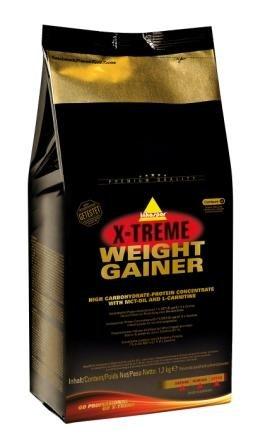 Inko X-treme Weight Gainer 2 x 1200g Beutel 2er Pack Schoko