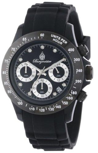 Burgmeister cronografo Quarzo Orologio da Polso BM514-622A