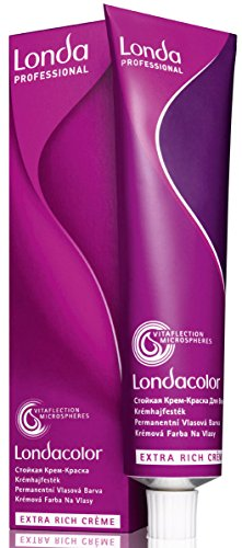 Londa Londacolor Creme Haarfarbe 6/ 1 dunkelblond-asch