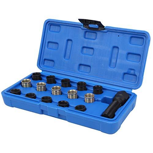Reparación de roscas de bujías, alta eficiencia de trabajo Fácil de transportar Escariador de roscas de bujías fácil de operar, llave de bujía, para servicio de reparaciones
