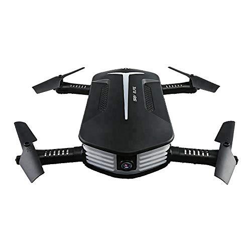 LXWM Drone RC WiFi FPV 720 P Cámara Quadcopter Plegable G-Sensor Mini RC Selfie Air Selfie Drone Fly Drone Helicóptero con Cámara HD