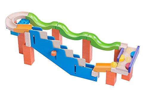 Wonderworld WW-7009 Kugel-Gericht Up Stairs 41 x 32 cm, Multi