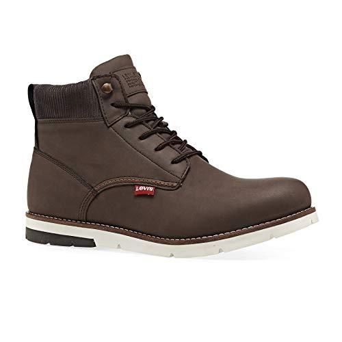 Levi's Botas Hombre 232986-632 MAX 59 Regular Negro Talla, color Marrón, talla 45 EU