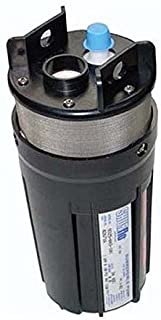Pentair SHURflo 9325-043-101 Industrial Submersible Pump For Standard Well Potable Water Use, 1.9 GPM c/w Santoprene Diaphragm, EPDM Valves, 12V/24V, 100PSI, 1/2
