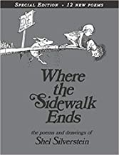 [By Shel Silverstein] Where the Sidewalk Ends Special Edition with 12 Extra Poems: Poems and Drawings-[Hardcover] Best Selling book for |Children's Humorous Poetry|