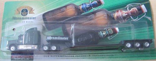 Altenmünster Nr.39 - Brauer Bier - Peterbilt - US Sattelzug mit Flasche