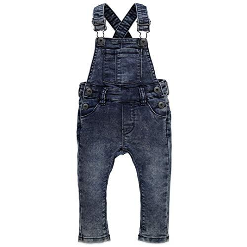 Babyface Baby Jungen Latzhose/Jeans 9207279 in Denim, Kleidergröße:104, Farbe:Blau (Denim)