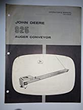 John Deere 925 Auger Conveyor Operators Owners Manual OMC16995