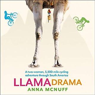 Llama Drama cover art