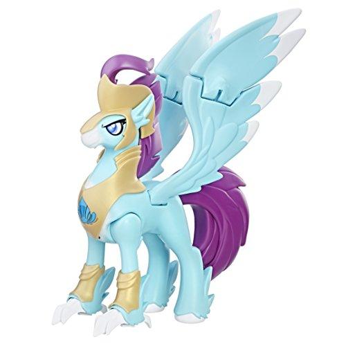 Hasbro My Little Pony C1061EU40The Movie Stratus Skyranger Ippogrifo Guardia Figure