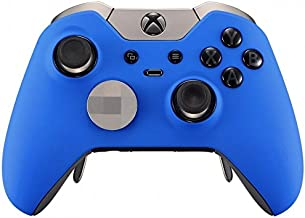 Blue Soft Touch Xbox One Elite Controller for Microsoft Xbox One/UN-MODDED/Custom Elite Controller