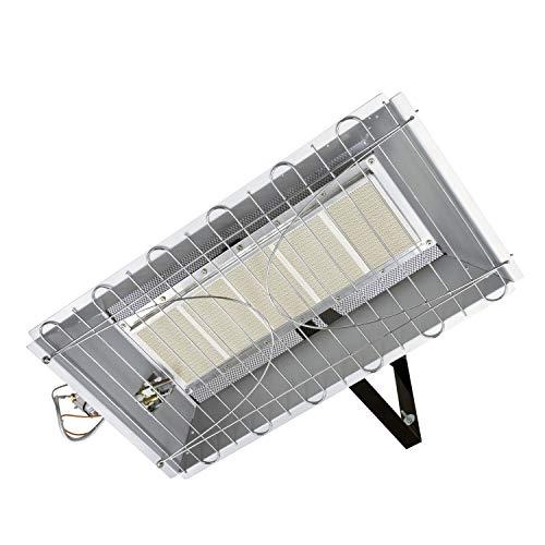 Dyna-Glo 30,000 BTU LP Overhead Infrared Garage Heater, Grey