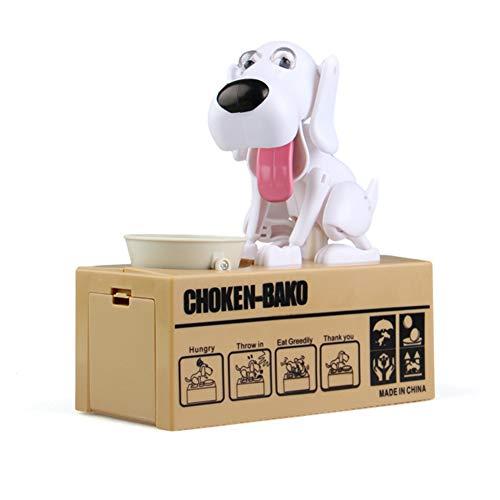 DragonPad - Hucha Perro diseño Cachorro hambrio