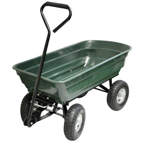 Greenblade 60L Garden Dump Cart (BB-ST302)