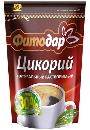 "Zichorie ""FITODAR"" 100g Цикорий растворимый 100г"
