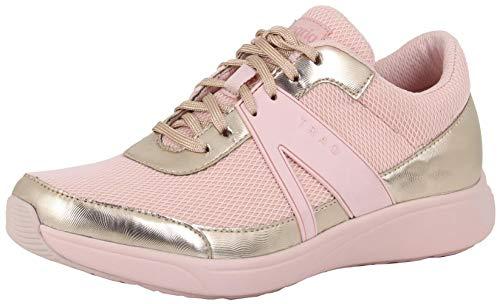 Alegria TRAQ Qarma Womens Smart Walking Shoe Rose Golden 8 M US
