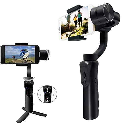 ZYJANO Action Camera Handheld Gimbals stabilisator smartphone de gimbal stabilisator actie camera telefoon voor iphone X 8Plus 8 7Plus 7 gopro dslr