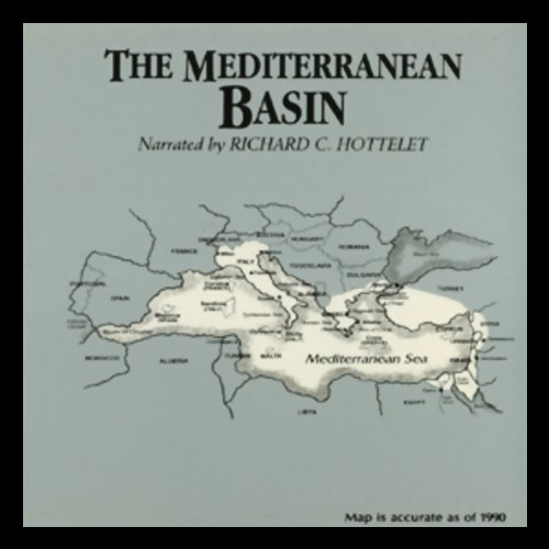 The Mediterranean Basin audiobook cover art