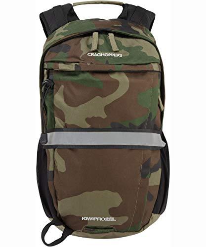 Craghoppers Kiwi Pro Rucksack, Camouflage, Einheitsgröße