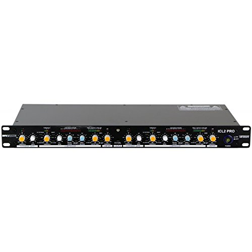 'INVOLIGHT icl2Pro Kompressor/variabel für Expander/Gate 2Kanal 191U