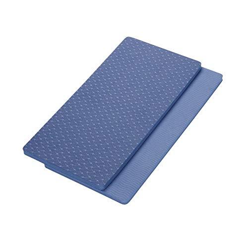 Farmer-W yogamat, antislip yogamat, dik, comfortabel en groot voor pilates, fitness en gaudily-training, cool geweldig cadeau