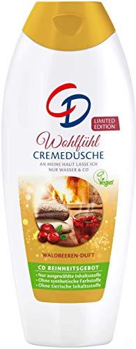 CD Wohlfühl Cremedusche limited Edition, für empfindliche Haut geeignet, pH-hautneutral & vegan, Körperpflege, 1x250 ml
