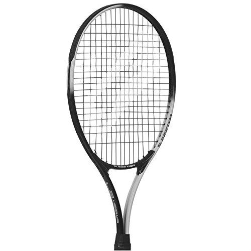 Slazenger Smash L4 - Raqueta de tenis (68,5 cm), color blanco y negro