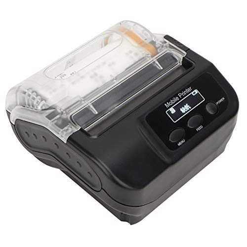 Bluetooth Thermal Printer, USB/Bluetooth SP400B Cable Support