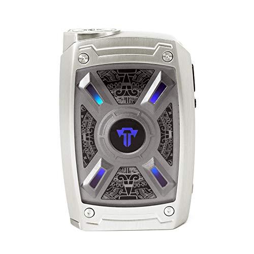 Starter scatola di sigarette Teslacigs XT E Mod Grande controllo della temperatura del vapore fumo Smart 220W E scatola di sigarette XT Mod (Acciaio inossidabile)