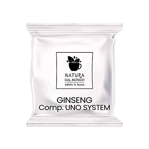 50 Capsule Compatibili Uno System - Ginseng