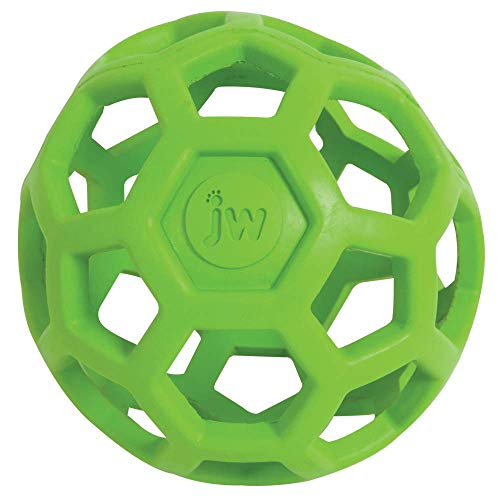 JW JW43111 Juguete HOL-EE Roller Medium, Juguete para Perros Masticar Y Morder, M ⭐