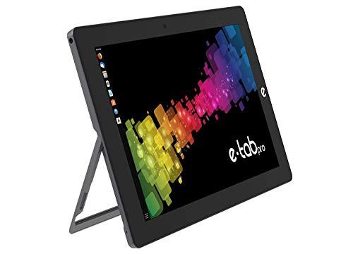 """Microtech Tablet E-tab Pro 10.1"""" WiFi 64 + 64 GB Ubuntu"""