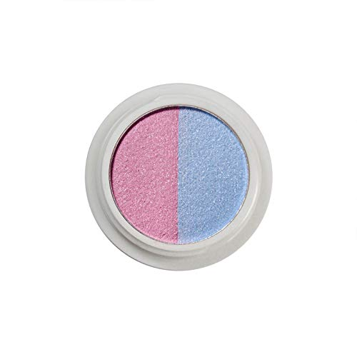 Holographic Mirror Nail Art Powder Auror a Pigment Powder Manicure Tips DIY, Nail Art,for Christmas Day (C)