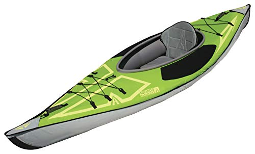 Advanced Elements AdvancedFrame Ultralite Kayak, Unisex Adulto, Verde, 10'5'