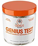 Genius Test - The Smart Testosterone Booster For Men | Natural Energy...