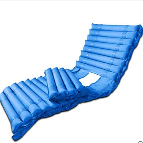 Möbeldekoration Expansionskontrollmatratze mit Pumpe Anti-Dekubitus-Luftmatratze Luftmatratze für Krankenhausbett oder Heimbett Enthält elektrische leise Luftpumpe - Medizinische Luftmatratze Anti-